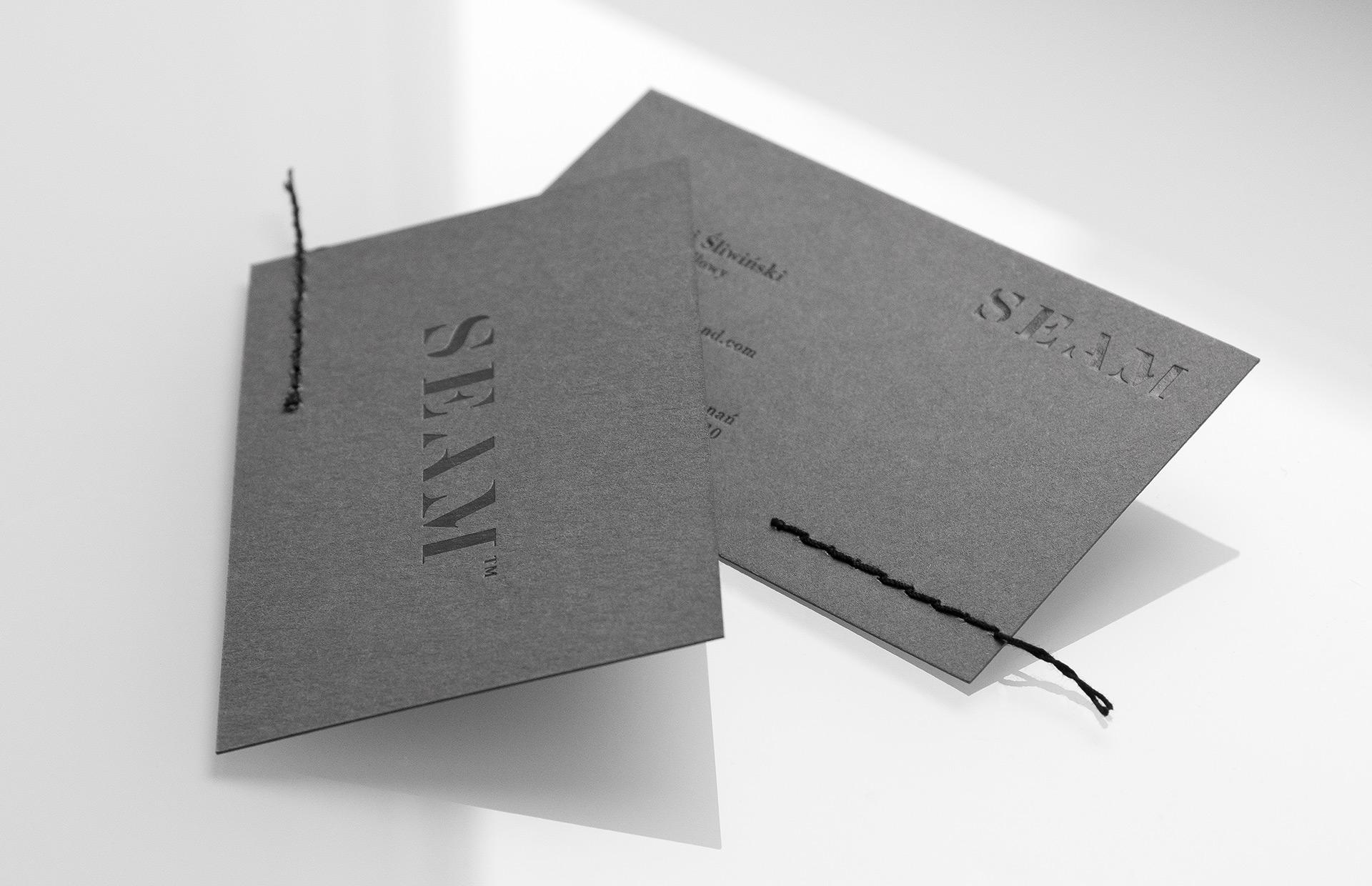 Seam - For brands studio.