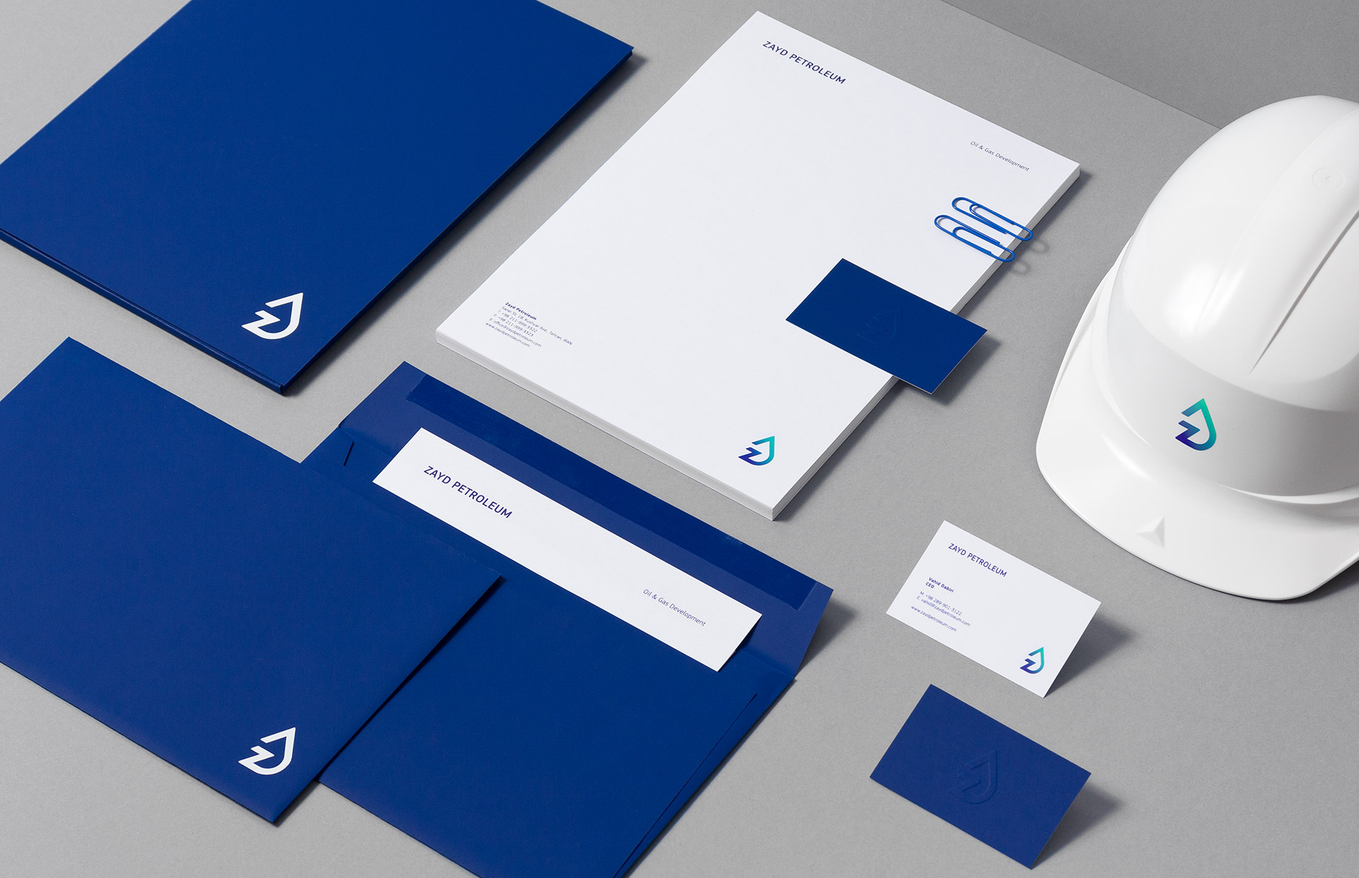 zayd petroleum for brands studio